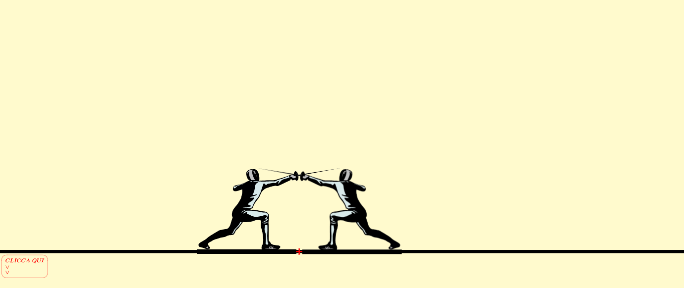 simmetria assiale-incontro di scherma