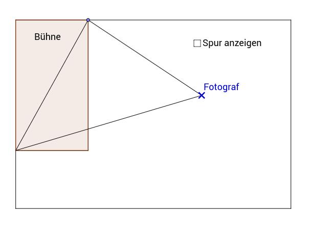 Bühnendiagonale