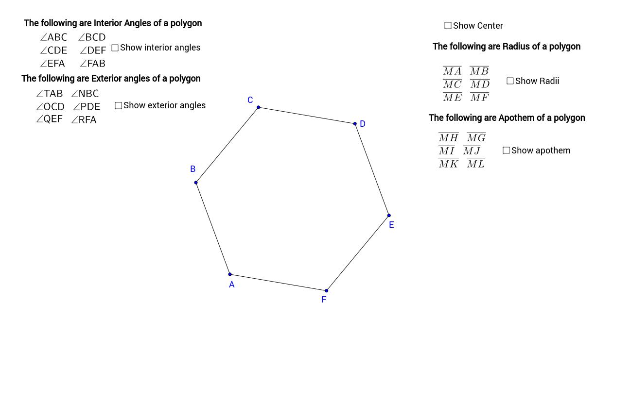 worksheet Circle Vocabulary Worksheet basic polygon vocabulary geogebra