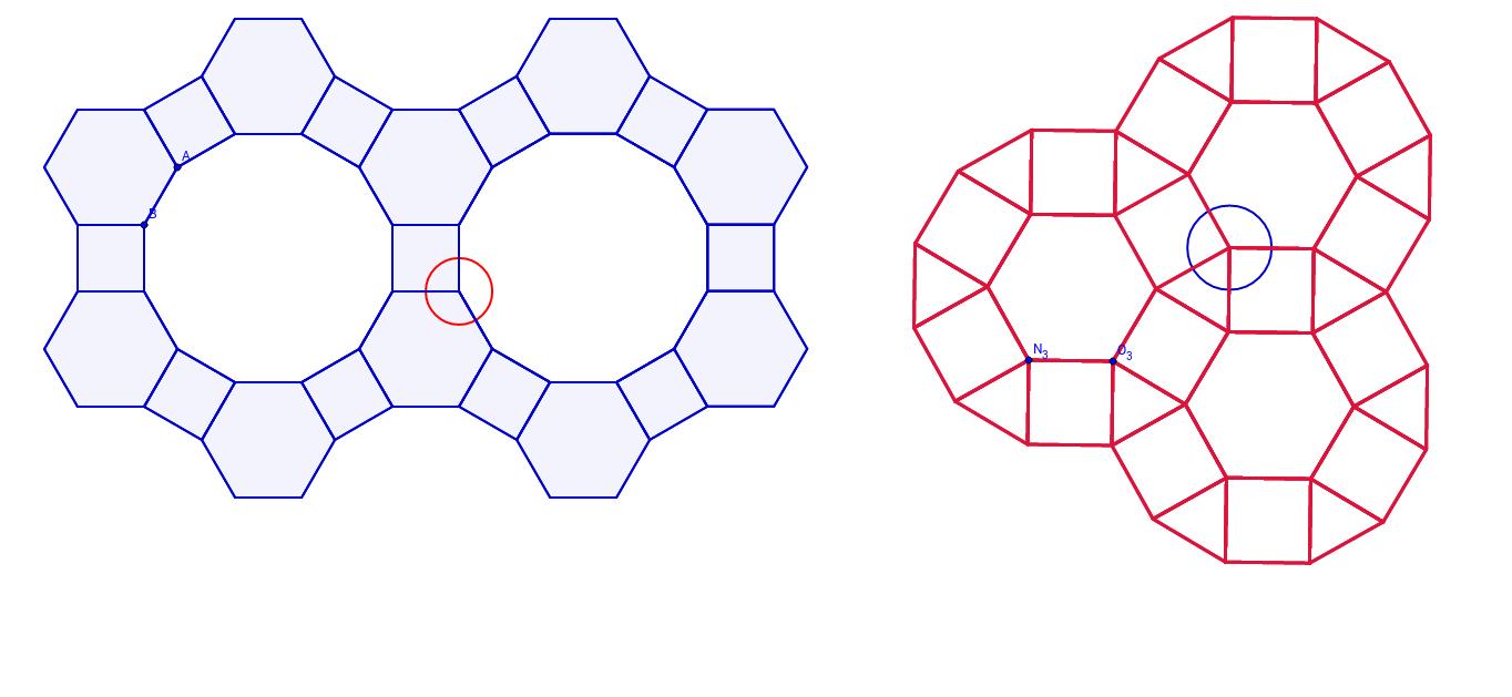 زوایای چند ضلعی ها