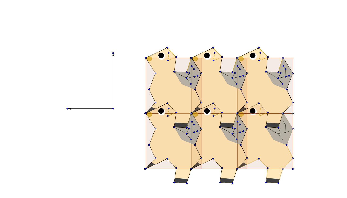 Tessellation Step 6: Creating a Tessellation Pattern