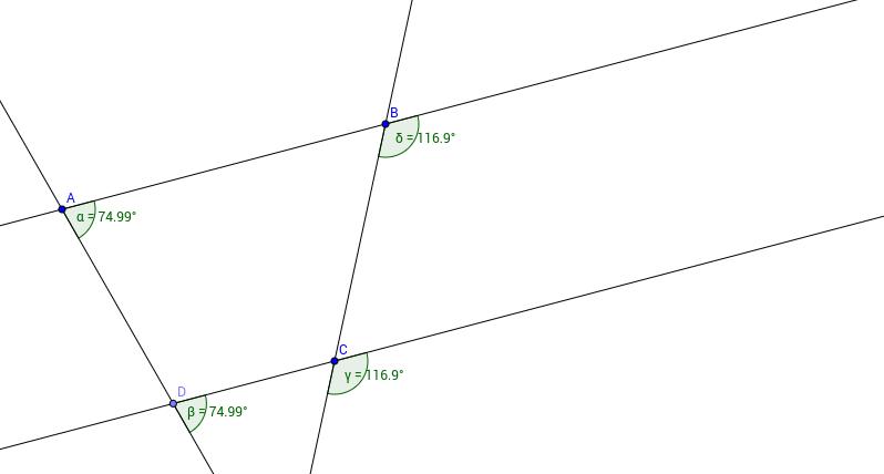 Corresponding Angles Congruent