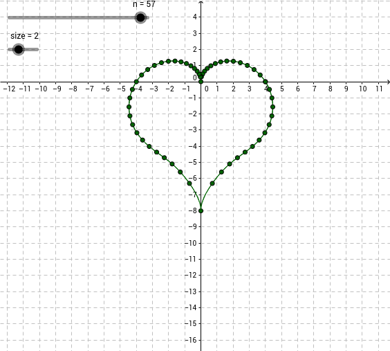 Divide a Heart (String Art)