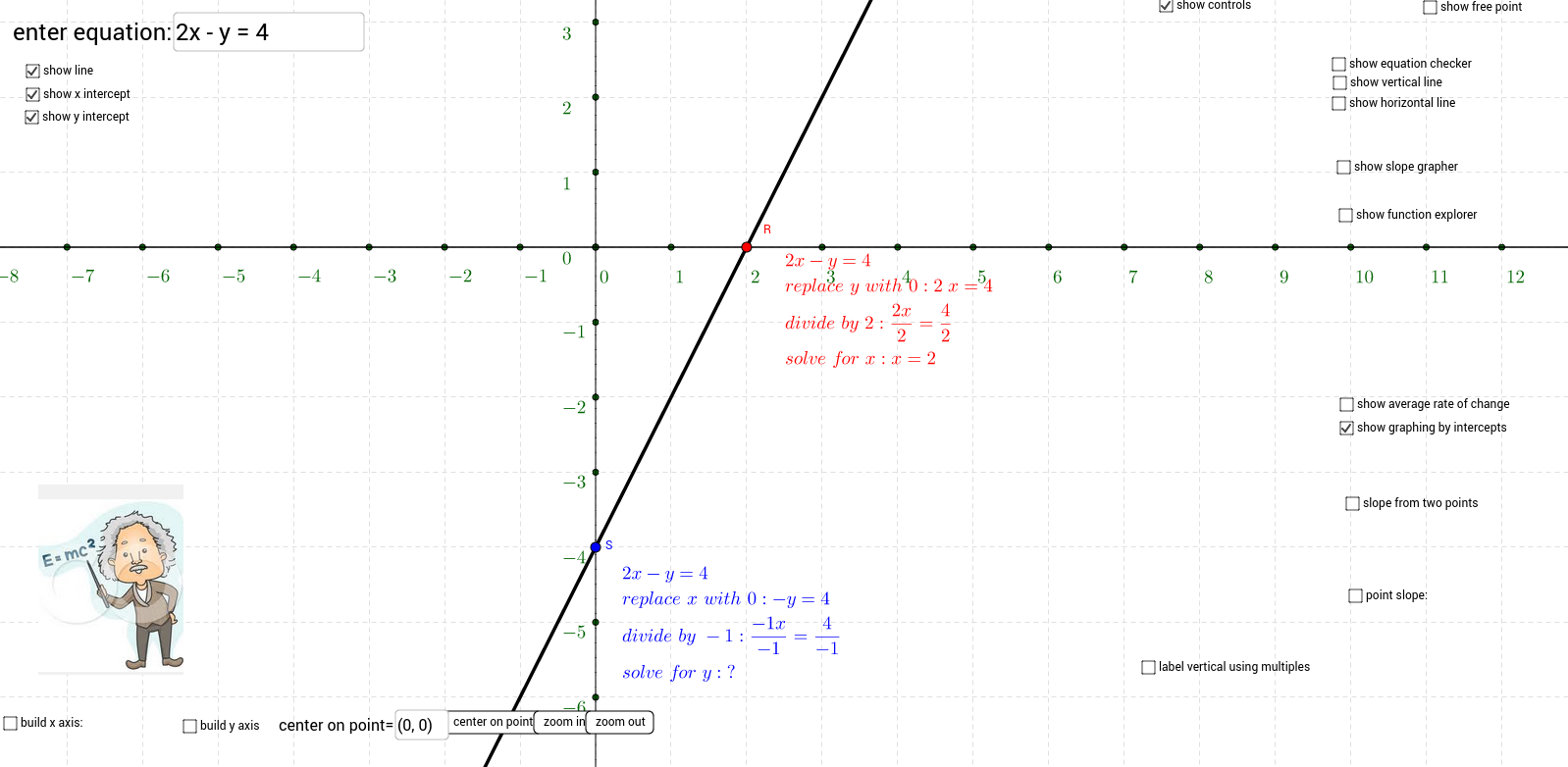 complete graphing package