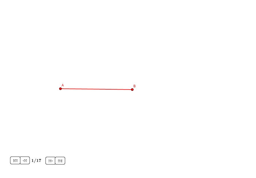 Dividir un segmento con la sección áurea (IV)