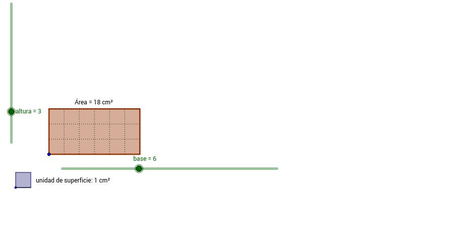Área rectángulo (números decimales)