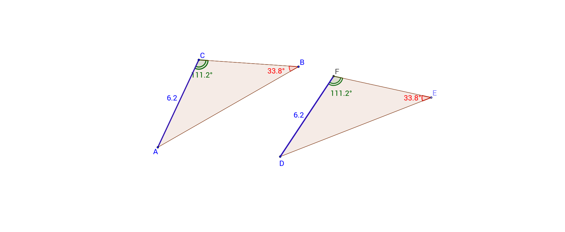 Congruent Triangles Exploration 5