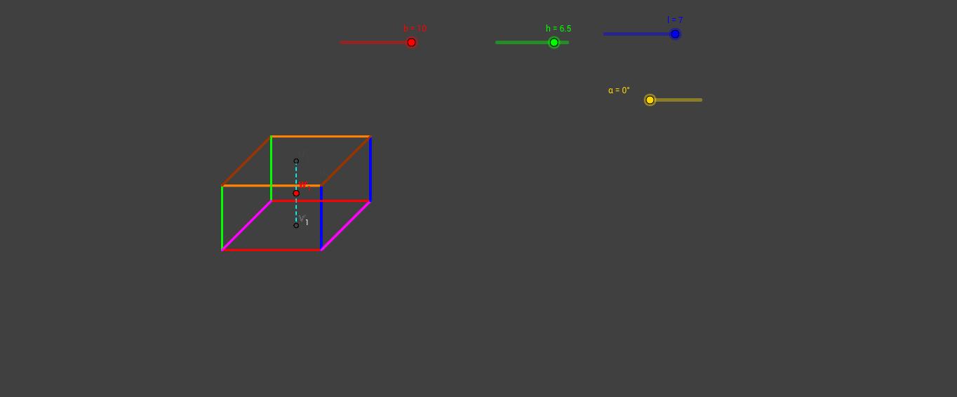 rotazione parallelepipedo