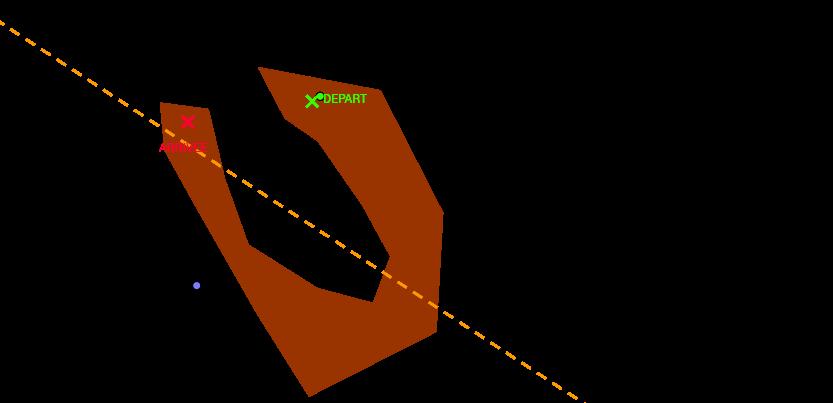 Le parcours du symétrique 3/4