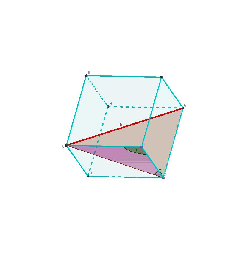 Raumdiagonale Würfel