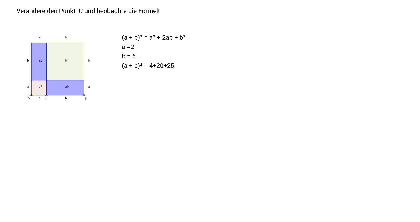 Binomische Formel