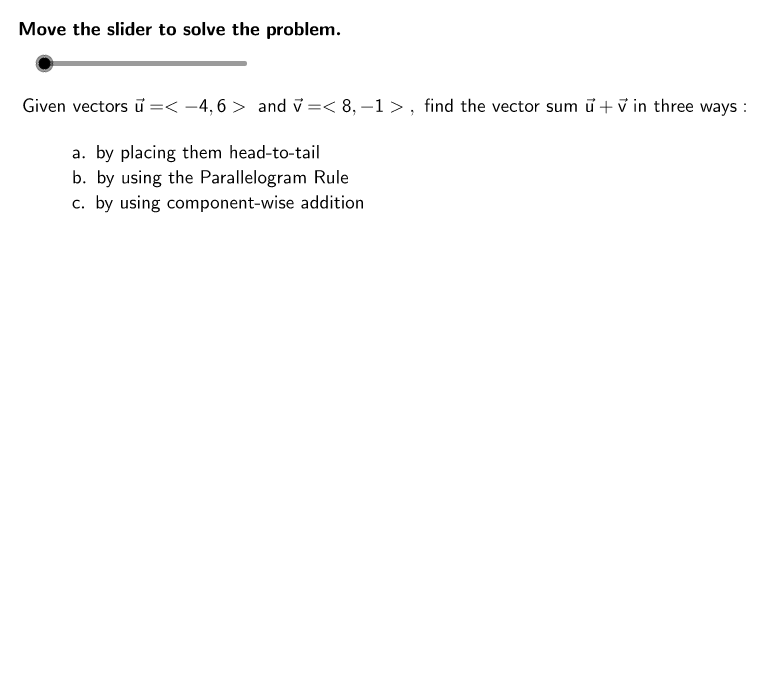 CCSS Honors Math II 2.2 Example 1