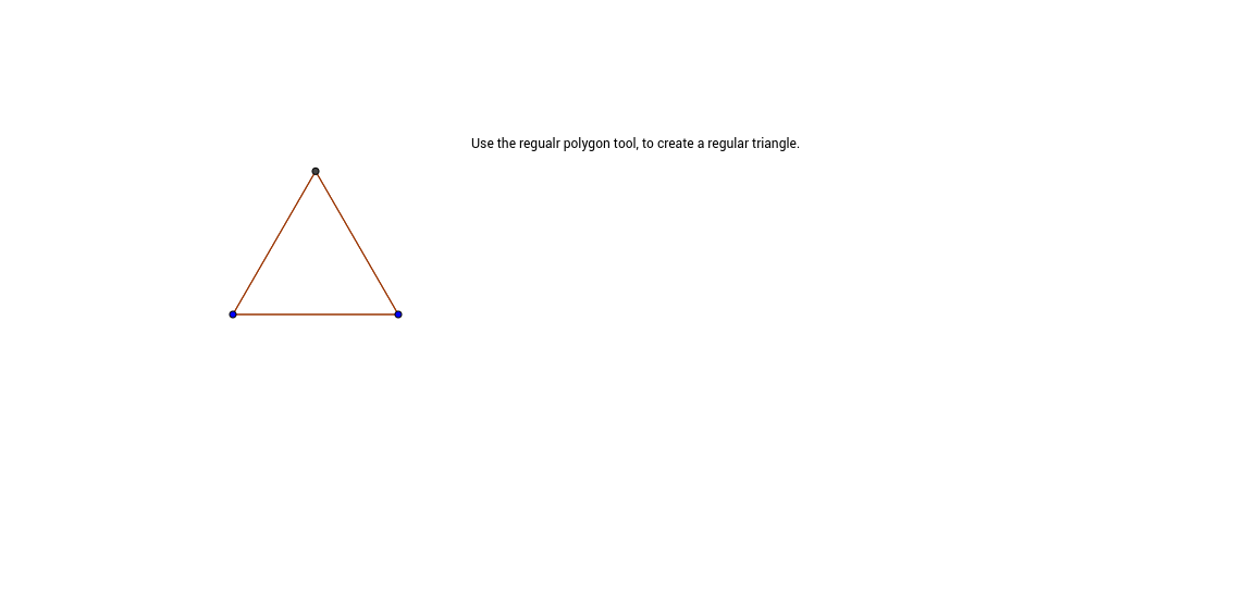 Rotation Tessellation Triangle Step 1