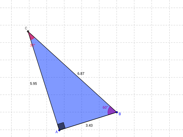 306090 Triangle Exploration GeoGebra – 30-60-90 Triangle Worksheet