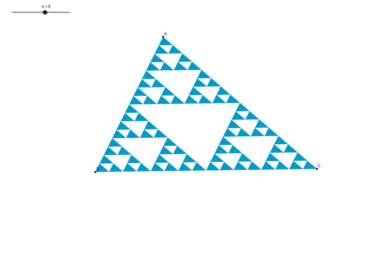 Sierpinski triangle GeoGebra – Sierpinski Triangle Worksheet