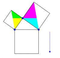 Pythagorean Theorem Proof #13