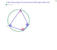 Cyclic Quadrilateral 3