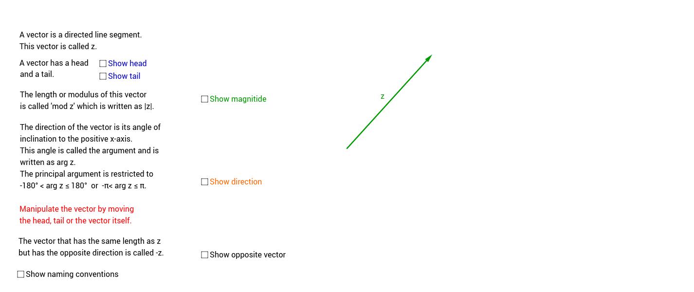 01 Vector Basics