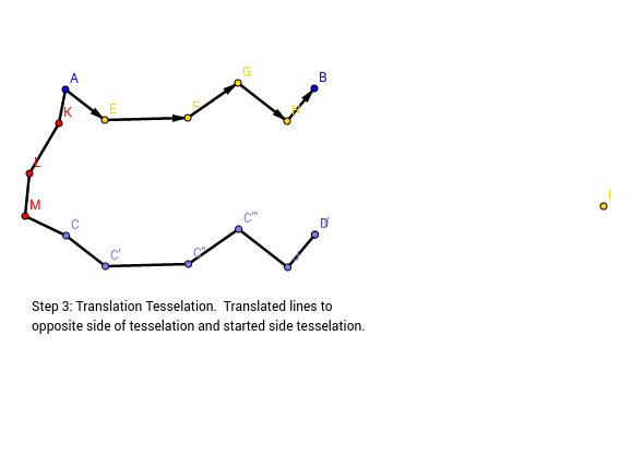 Tessellation #1 Step 3