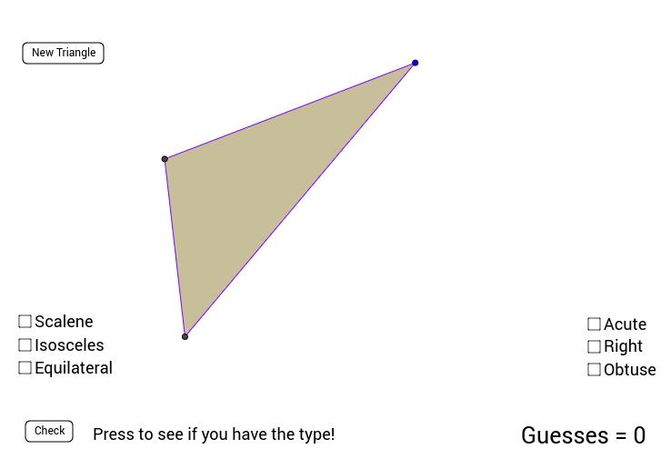 Random Triangle
