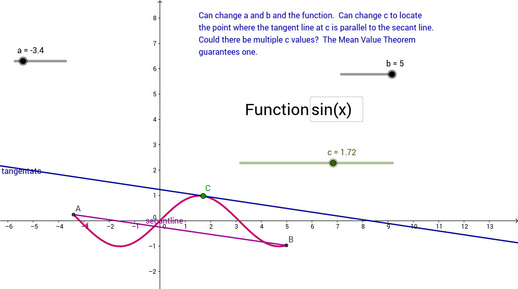 Copy of Section 3.2-Mean Value Theorem
