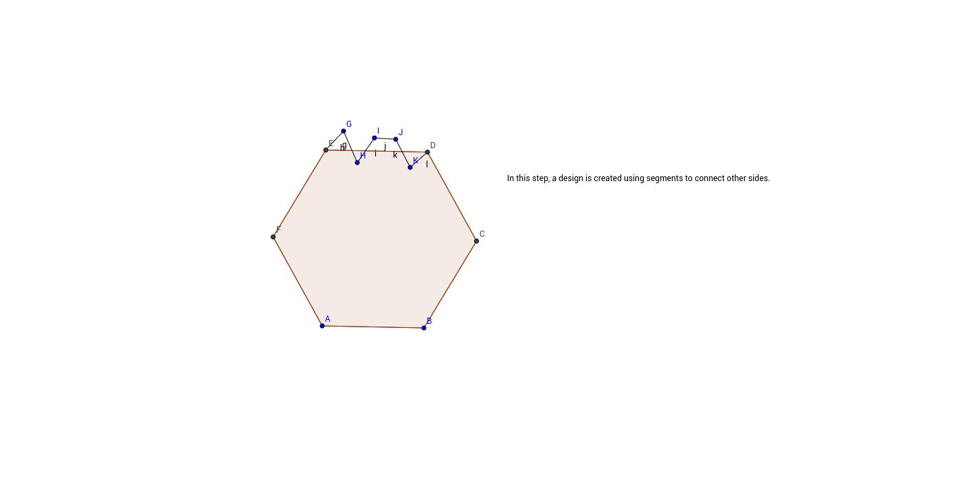 Rotation Hexagon Step1
