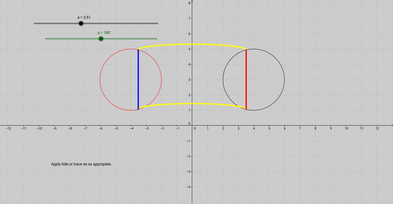 Volume of revolution, donut shape, cylindrical shell method.