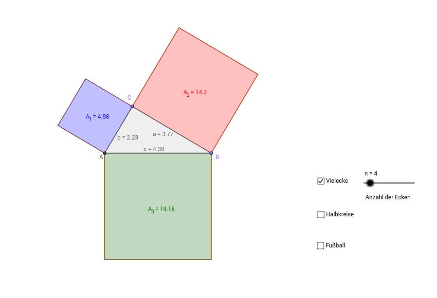Ausgezeichnet Satz Des Pythagoras Puzzle Arbeitsblatt Bilder - Super ...