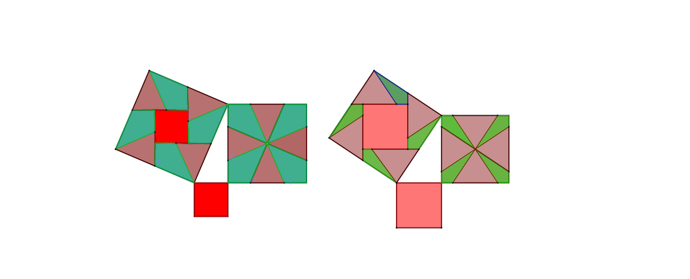 Pythagorean Theorem # 7