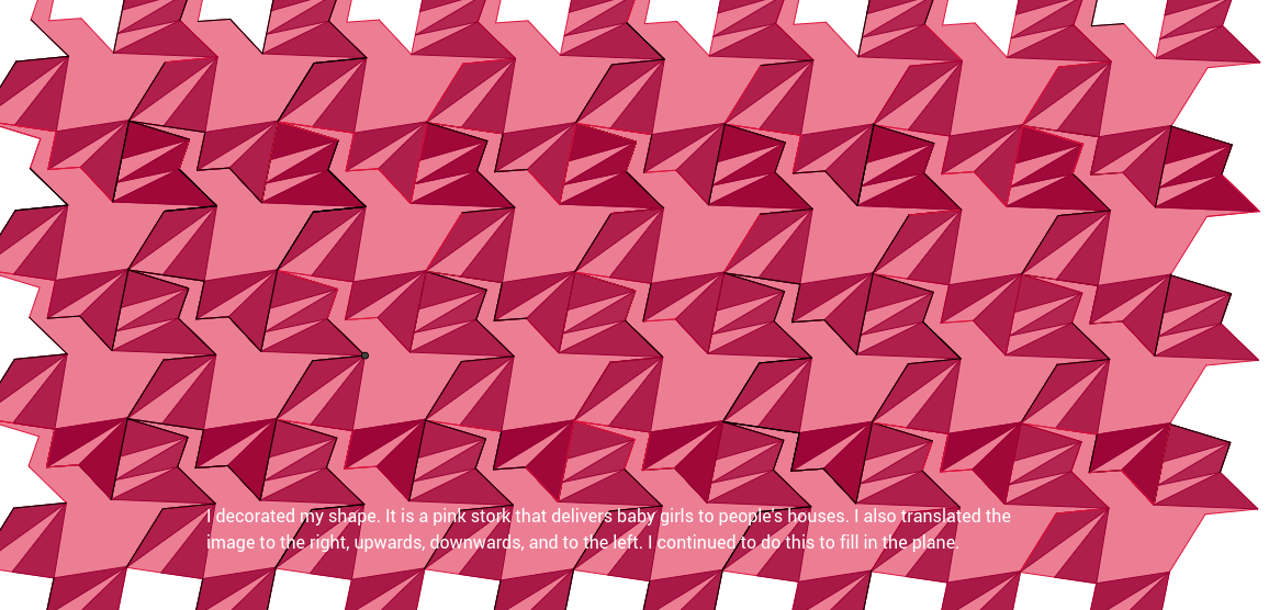 Tessellation Step Six