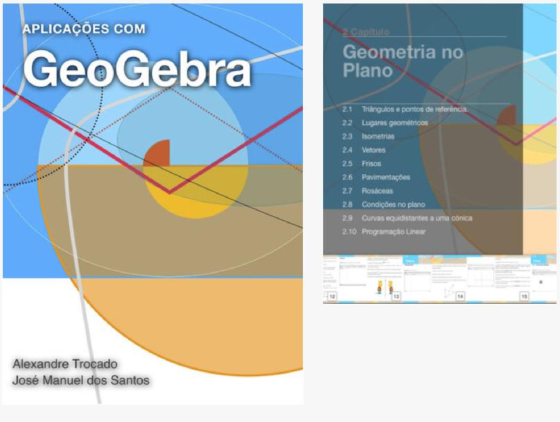 Aplicações com GeoGebra - Livro Digital