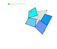 Puzzle quadrilatère-rectangle