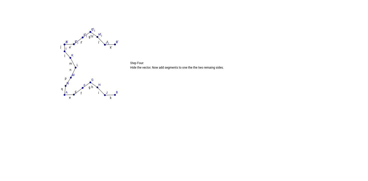 Translation Tessellation Step 4