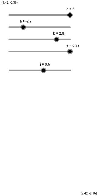 espressione curva 3D