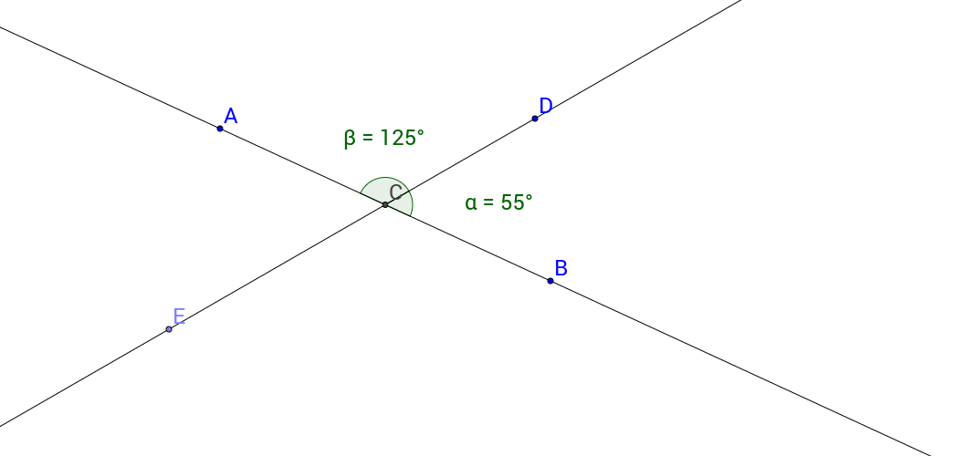 Calculate Vertical Angles