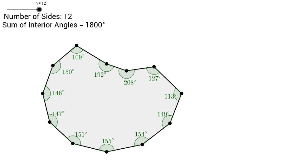 Interior Angle Sum