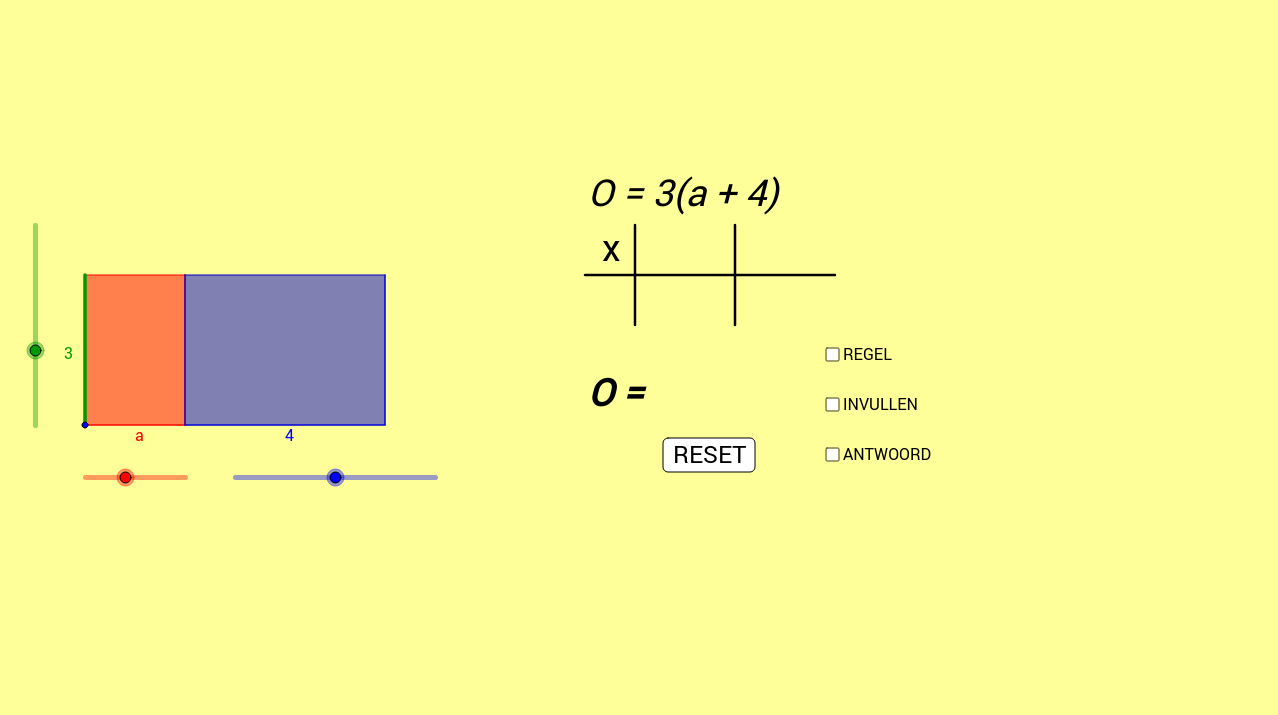 Opp 1 (enkele tabel)