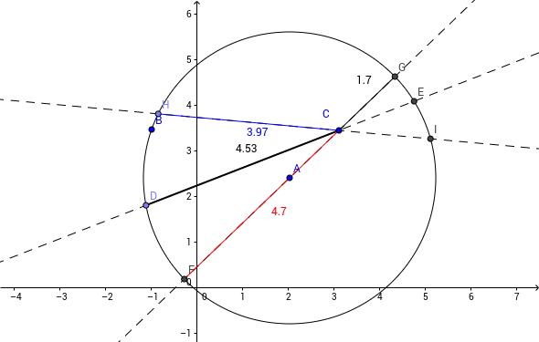 Euclid's Elements, Book 3 Propositions 7 & 8