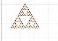 Esercitazione sul triangolo Sierpinski