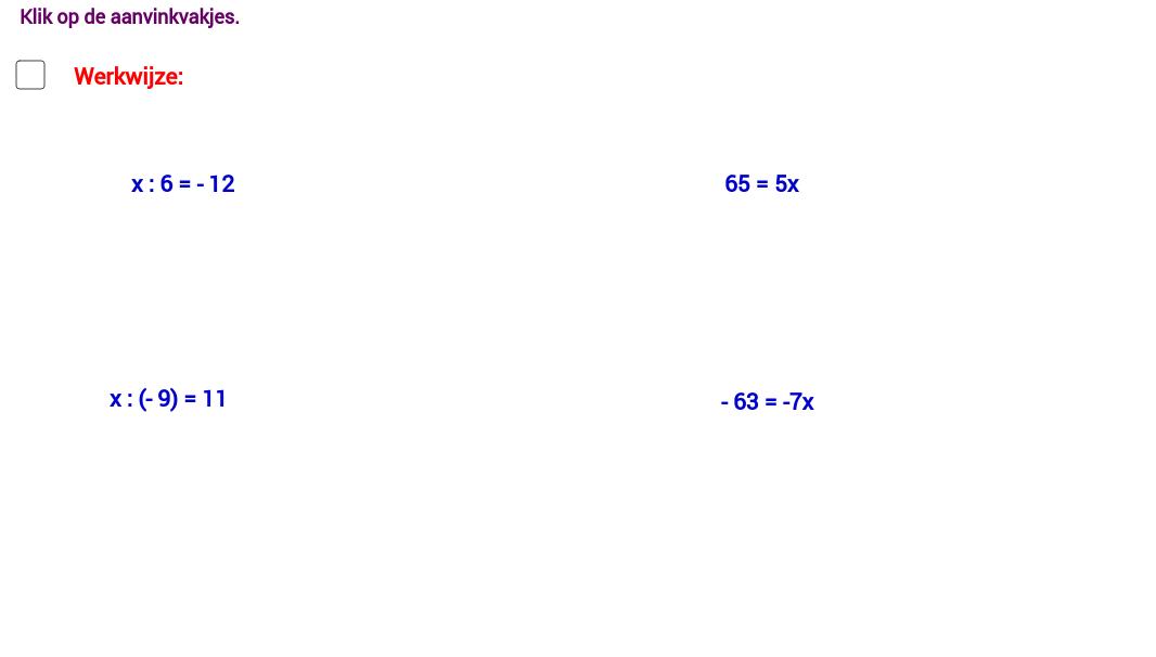 Matrix 1 - Getallenleer - 23 a