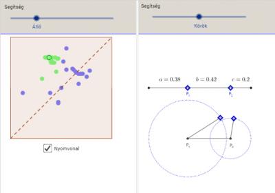 Milyen eséllyel szerkeszthető a háromszög?