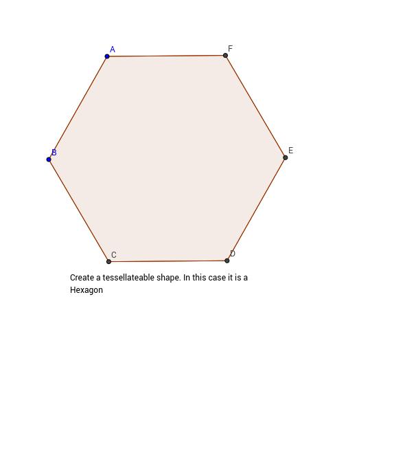 Translation Tessellation 1