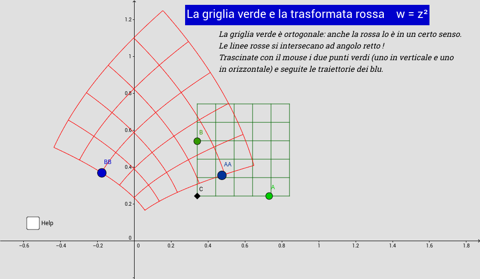 Conformal mapping 1