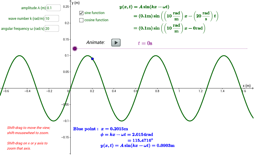 wave equation This example shows how to solve the wave equation using the solvepde function in the partial differential equation toolbox.