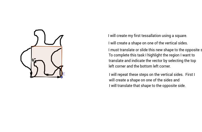 Tessellation 1d