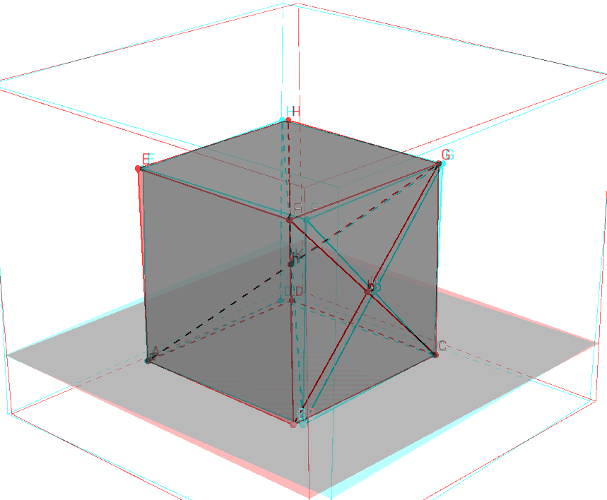 9- luokan  3D geometriaa