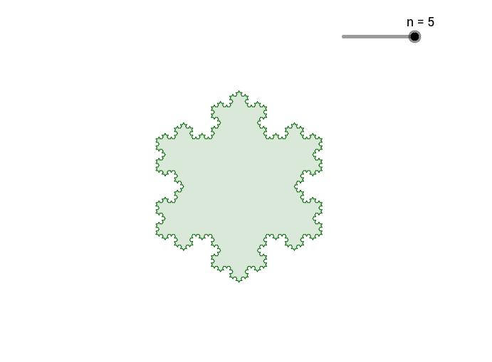 Koch Snowflake 1