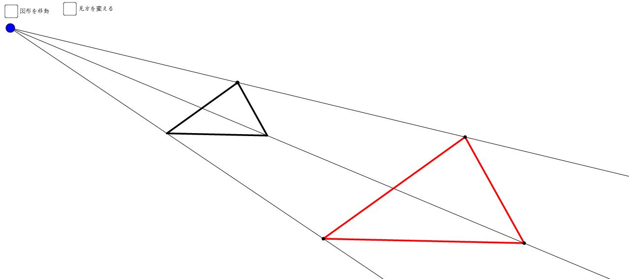 相似な図形の特徴