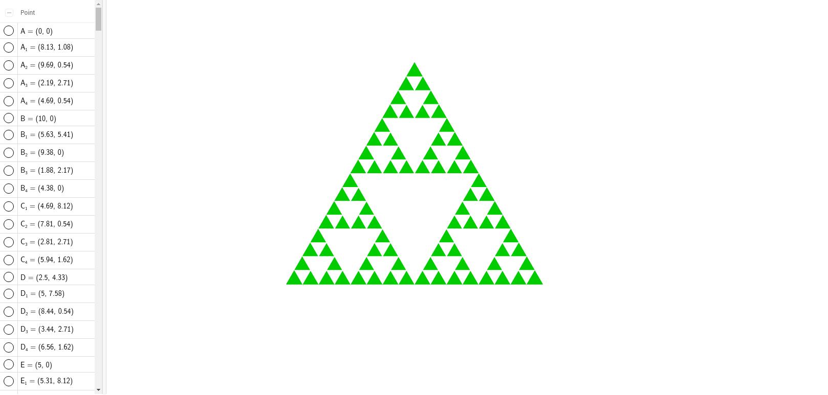 worksheets sierpinski triangle worksheet waytoohuman free worksheets for kids printables. Black Bedroom Furniture Sets. Home Design Ideas