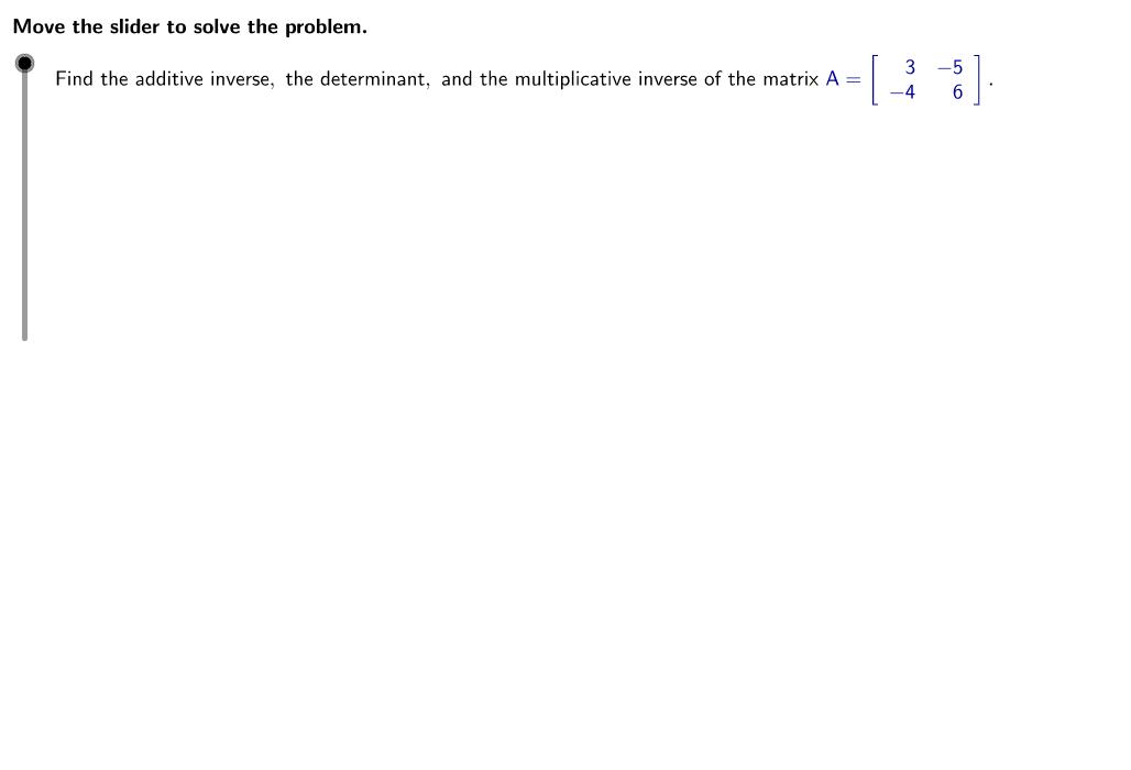 Ucss Math I 633 Example 1 Geogebra